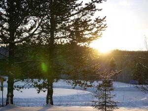 Örnsköldsvik vinter