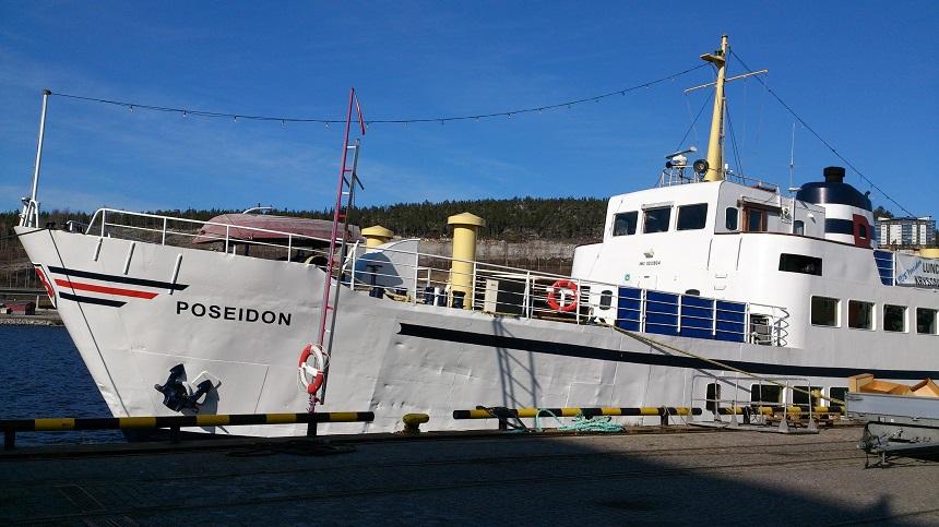 Restaurangbåten Poseidon