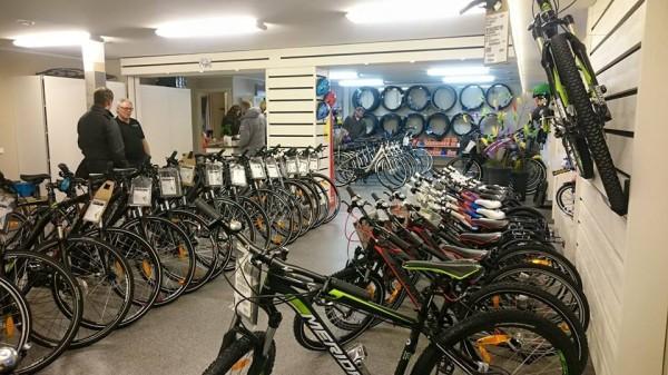 Öviks cykel och fritid
