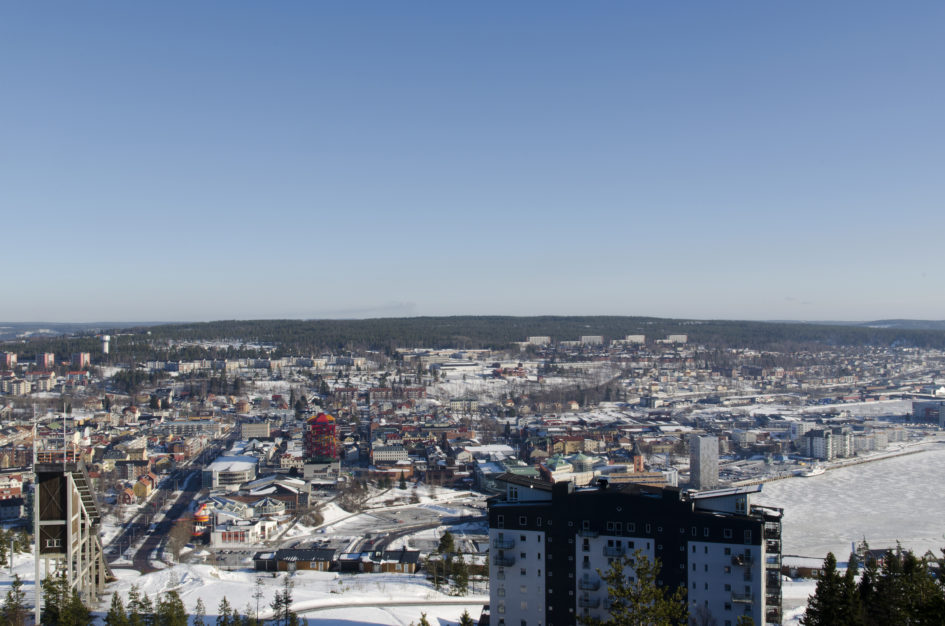 Bild från Varvsberget
